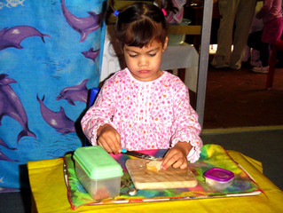Importance of early childhood play