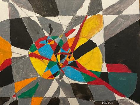 Outstanding Student Art Work at Epie Art Studio(8/31/2020-9/6/2020)