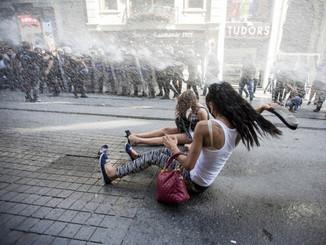 Oggi ero qui: racconto di un Gay-pride a Piazza Taksim