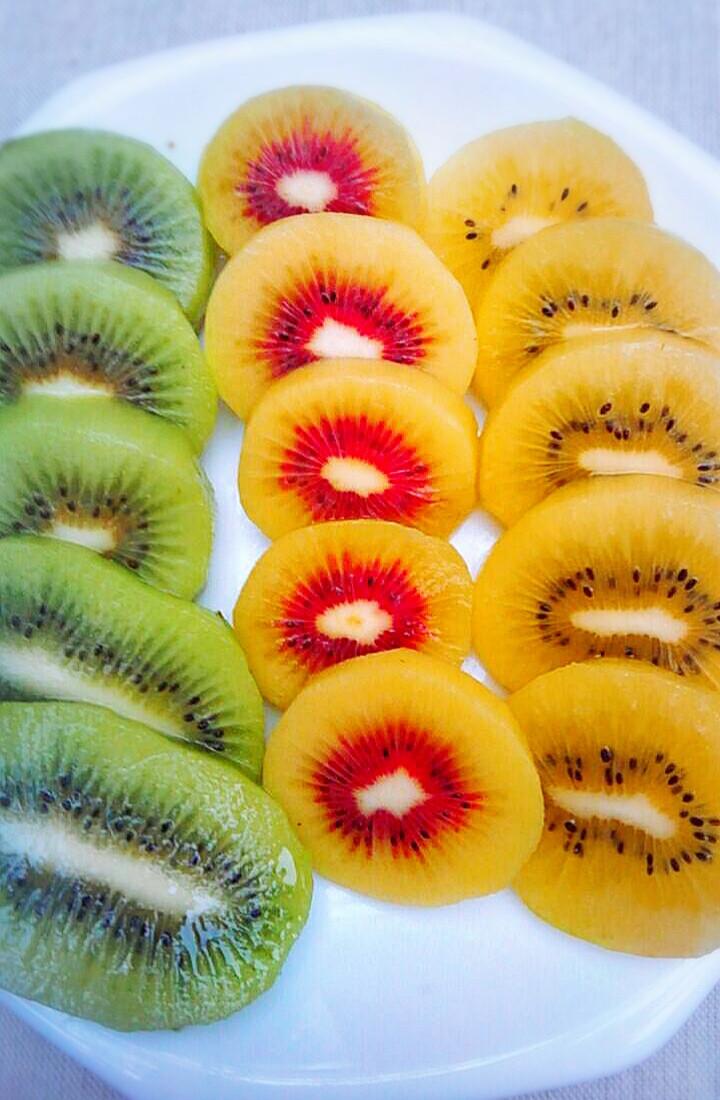 キウイ3種類食べ比べ