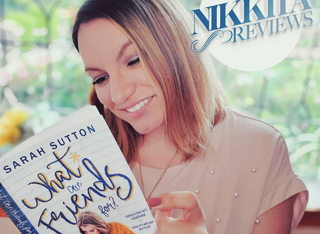 Nikkita Reviews: What Are Friend's For? by Sarah Sutton