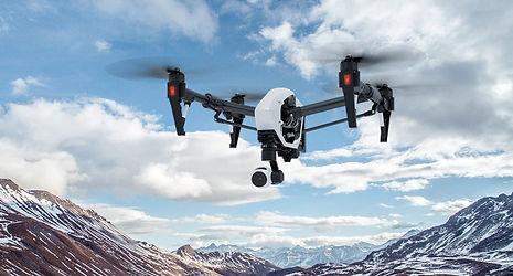 Fotografia aerea con dron