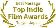 Mejor Mensaje Top Indie Film Awards
