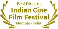 Mejor Director Indian Cine Film Festival