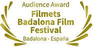 Premi del Public Filmets Badalona Film Festival