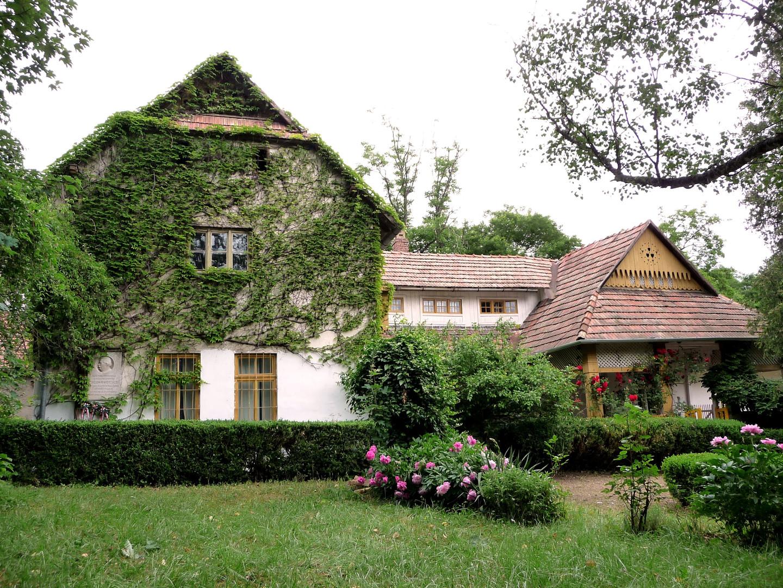 Móricz Zsigmond háza