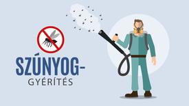 Légi és földi szúnyoggyérítés