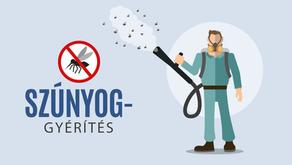 Földi szúnyoggyérítés