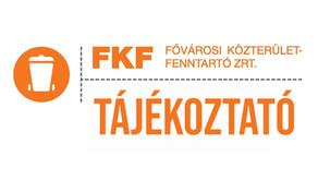 FKF tájékoztató