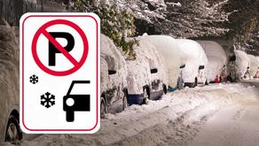 Jön a tél, kérjük ne az utcán parkoljanak!