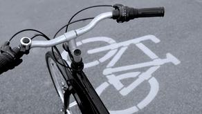 Megújul a kerékpárút a faluközpontban