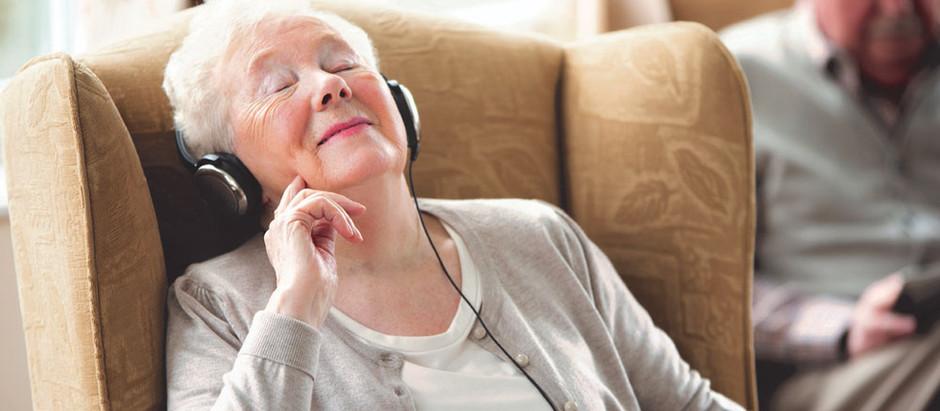 מוזיקה לחולי אלצהיימר