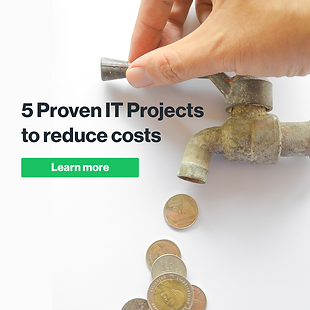1080X1080 5 Proven IT Projects to reduce