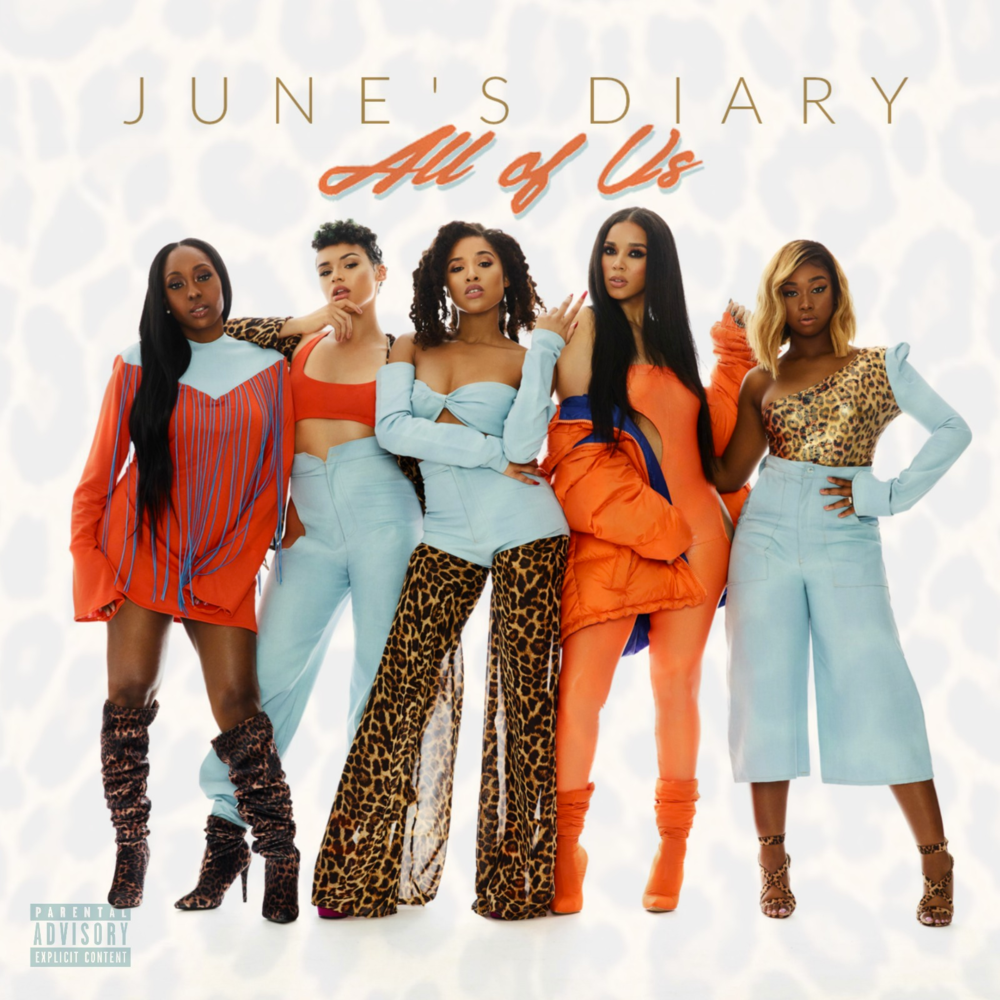 June's Diary - All of Us EP