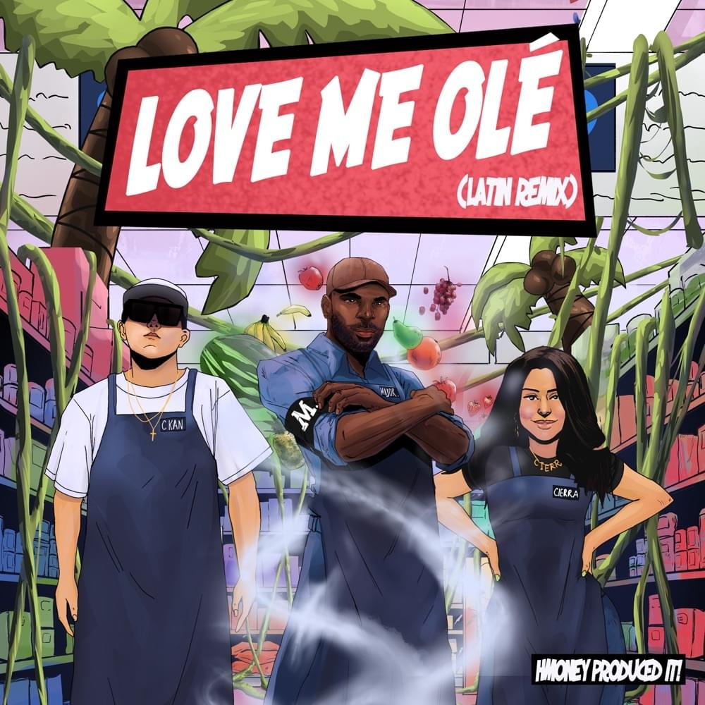 Love Me Ole (Latin Remix) - Single