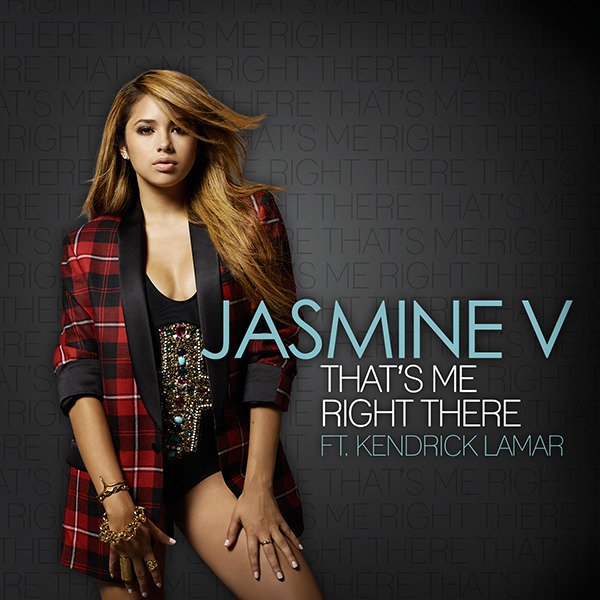 Jasmine V - That's Me Right There EP