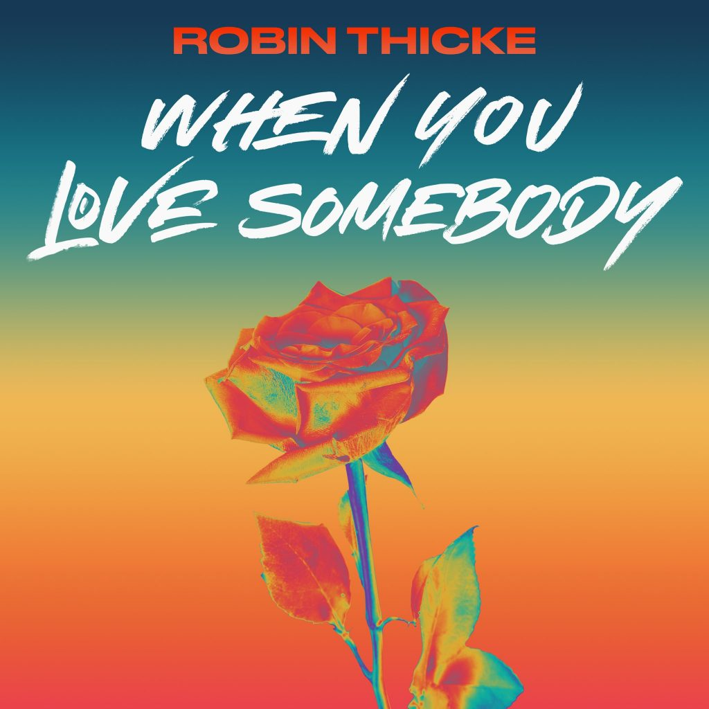 Love Somebody (Single)
