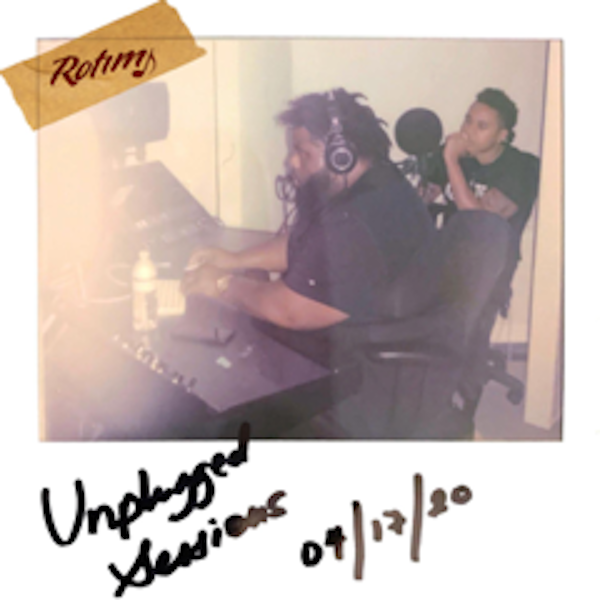 Rotimi- Unplugged Sessions EP