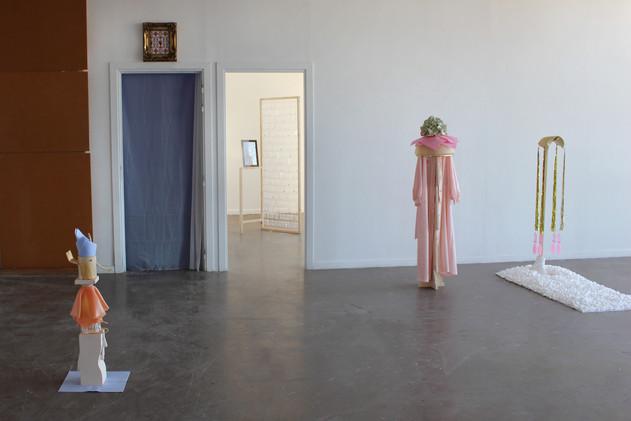 Vue d'ensemble de l'exposition - 2018.