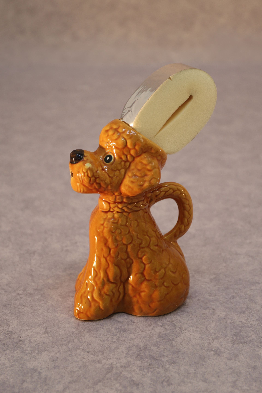 Doggy Bag, céramique, mousse, scotch, mars 2019