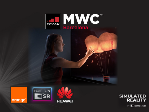 MWC 2021 shows the potential of 5G with Simulated Reality