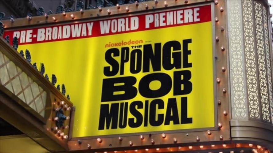The SpongeBob Musical: Happy Birthday Tina!