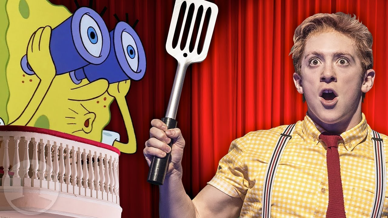 SpongeBob Broadway: Skate Call Feature