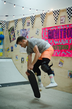 RIGHTEOUS: THE SKATEBOARD PLAY
