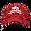 Thumbnail: Crimson Adjustable Hat