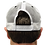 Thumbnail: Adjustable Trucker Hat Black/White