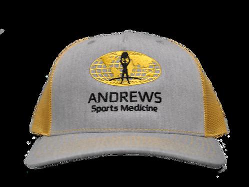 Richardson 5-Panel Trucker Mesh Adjustable Hat