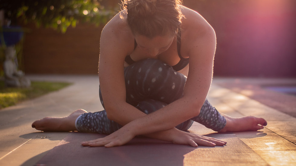 Flexibility and Tranquility an Online Introduction to Yoga