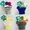Thumbnail: Owl puppet gloves