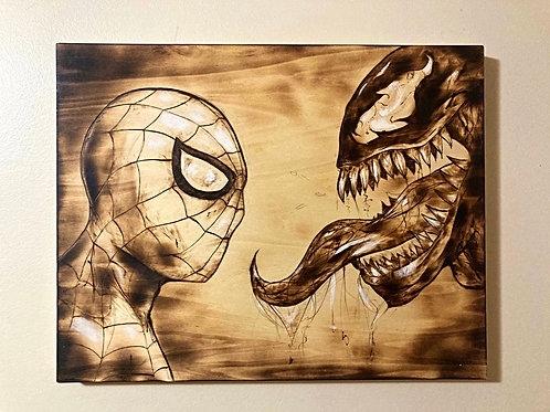 Rivals: Spider-Man Vs. Venom