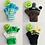 Thumbnail: Frog puppet gloves