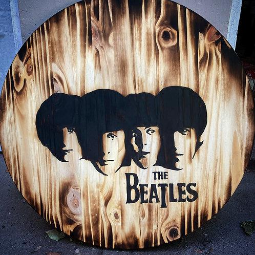Beatles Coffee Table