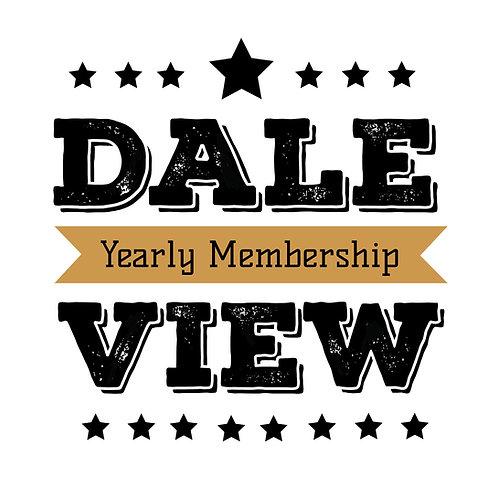 Daleview Annual Brew Club Membership