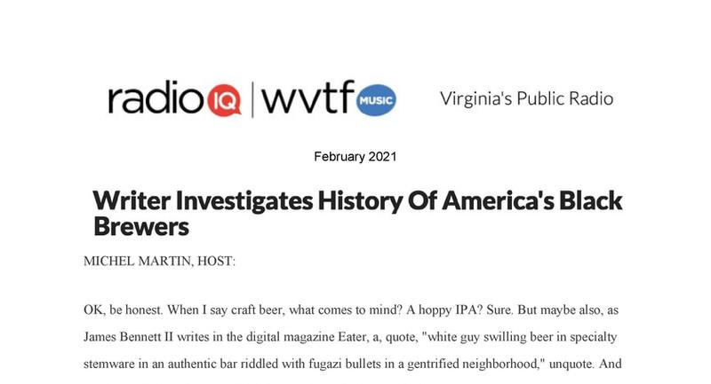 NPR: February 2021
