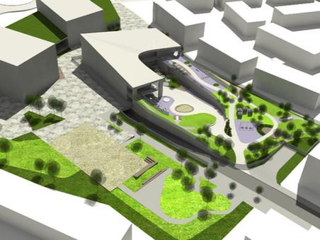 ACK arkitekter har vunnet minikonkurranse som Bærum kommunes IARK til nye Nansenparken Barnehage på