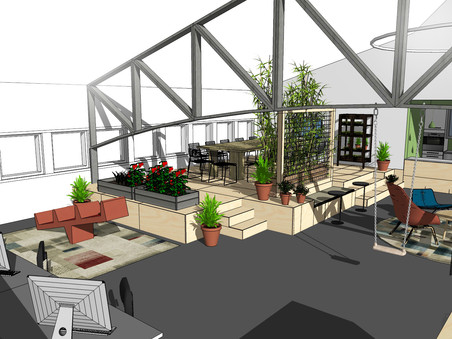Revitalisering av Centerteams kontorlokaler i Oslo og Trondheim