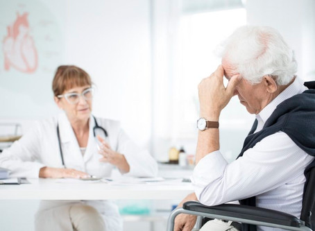 Delirium in Older Adults and How to Avoid this - From the Desk Of Dr Aaliya Amer