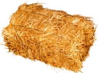 Bag of  Straw