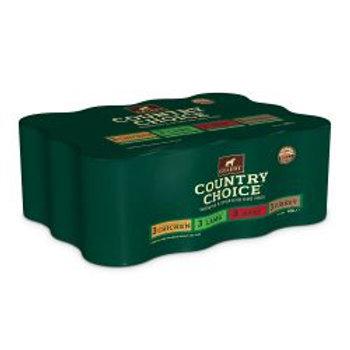 Gelert Country Choice Tins
