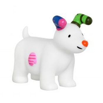 Good Boy Snowdog Squeak