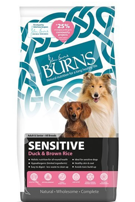 Burns Duck Sensitive 2kg
