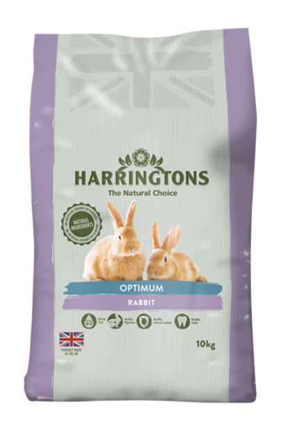 Harringtons Optimum Rabbit
