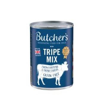 Butchers Tripe Mix 400g x12