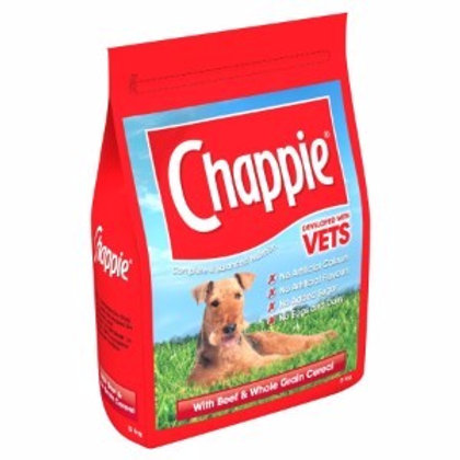 Chappie Complete Beef