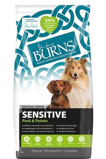 Burns Pork Sensitive 6kg