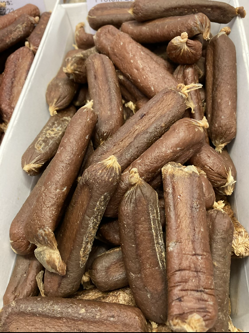 Antos Venison Sausage